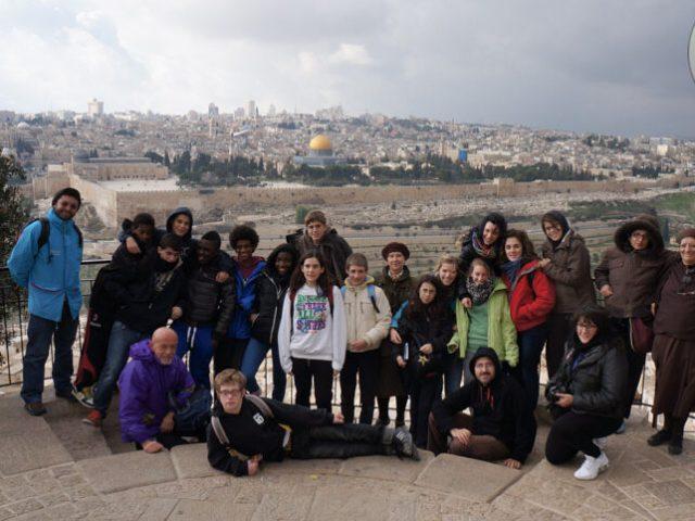 Viaggio scuol(in)a – 1 scoprire Gerusalemme