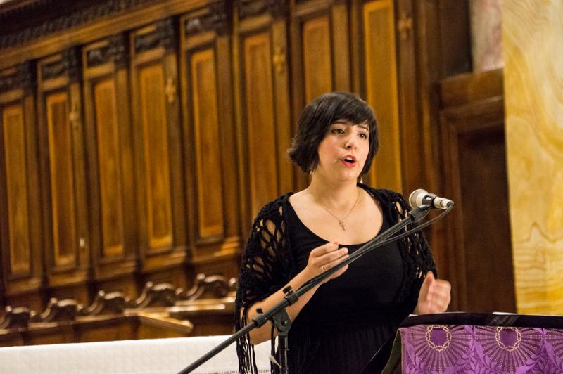 Naheela Sousan concerto a Gerusalemme