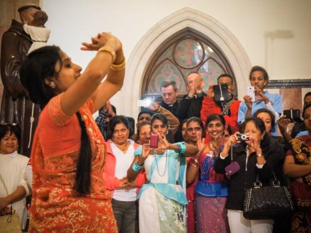 Una Chiesa fatta di migranti