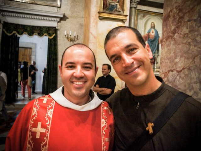 1 presbitero e 8 diaconi, tra i quali Alberto!