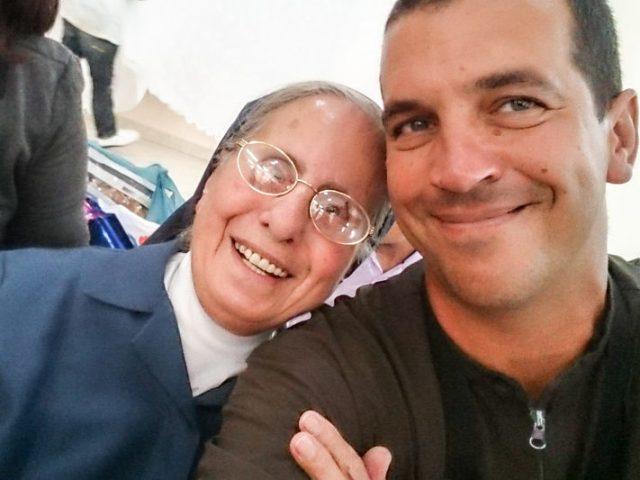 Marie Noelle, soeur da 50 anni!