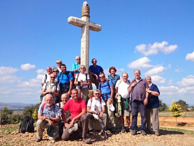 Da Burgos ad Astorga sul cammino di Santiago 2014