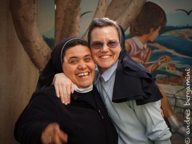 Coppia d'assi nella parrocchia di Gaza (Vd)