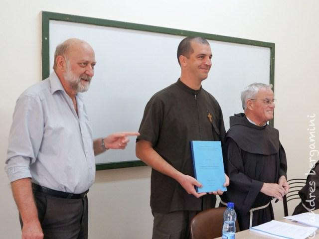 Nuovi baccelieri in Sacra Teologia