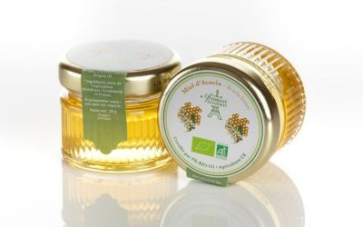 Honey and maple syrup from your hotel jam supplier