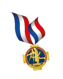 Médaille Meilleur Ouvrier de France