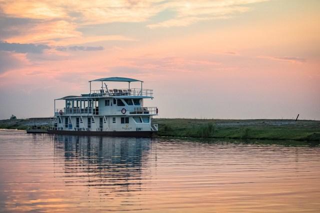 Chobe and Zambezi Rivers