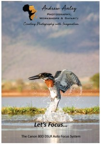 Canon 80D Focus EBook by Andrew Aveley, purchase on a secure online store