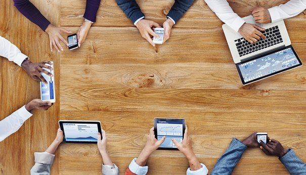 technology revolution in the workplace