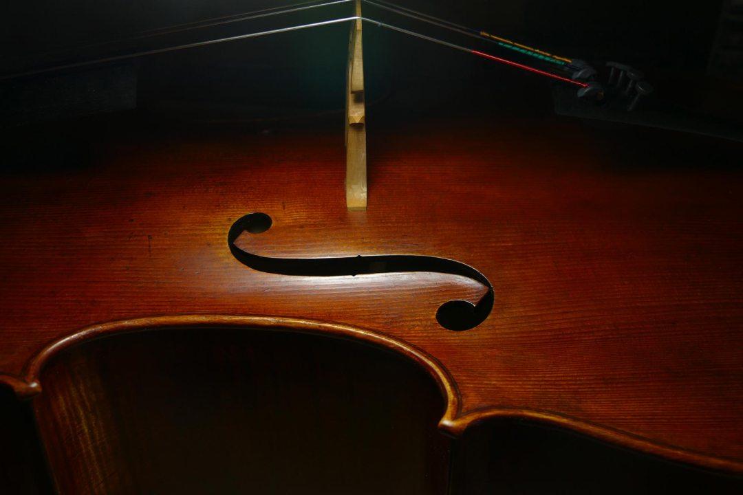 Strad, Form B cello