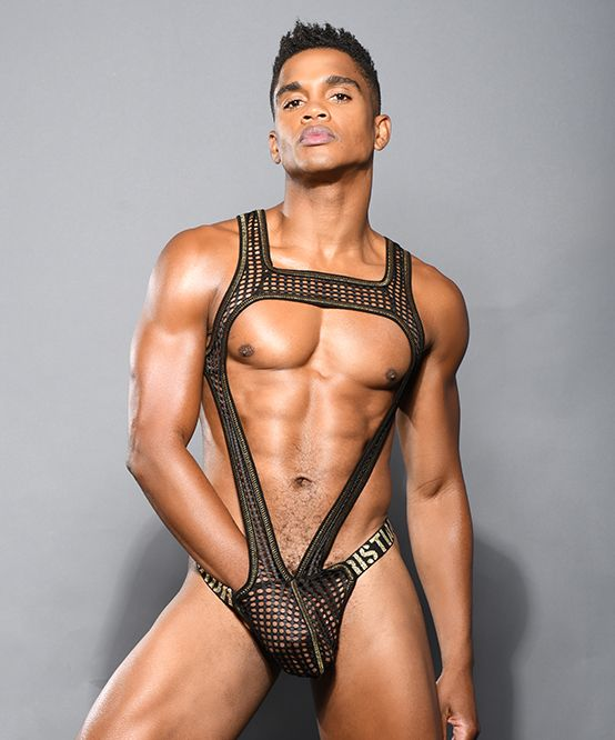 Access Mesh Y-Back Singlet w/ Almost Naked