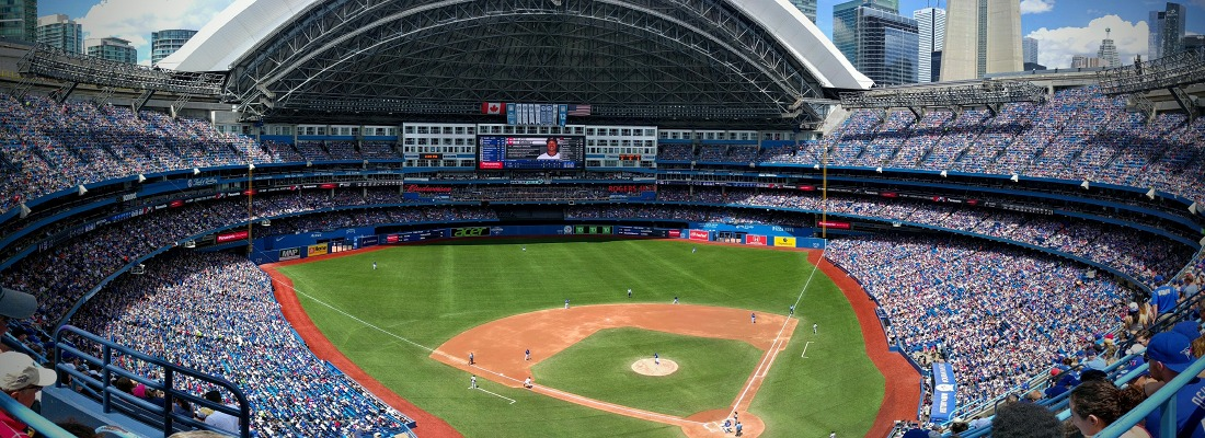 Image result for photos of Rogers Centre 2016