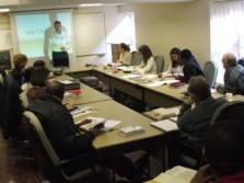 Invited guest lecturer in Eschatology, at Oral Roberts University, London, UK, 2006