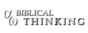 Biblical Thinking Resources with Dr Andrew Corbett