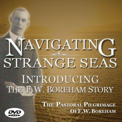 Navigating Strange Seas, 5DVD Set