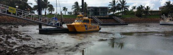 Hinchinbrook Harbour dredging