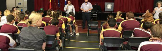 ISHS Parliamentary Education 30.10.2017