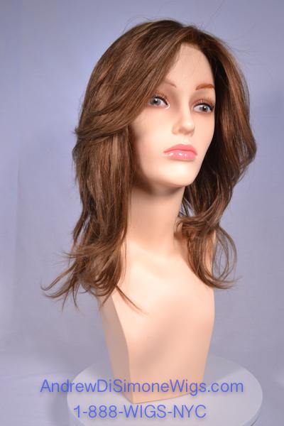 Andrew DiSimone Wigs Premium Wigs Brandy 12 LF HUM