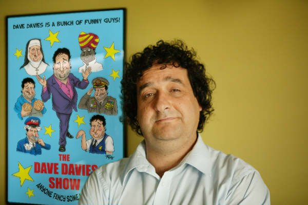 Mick Molloy, The Jesters,Andrew Fyfe, caricature, Gift caricature,