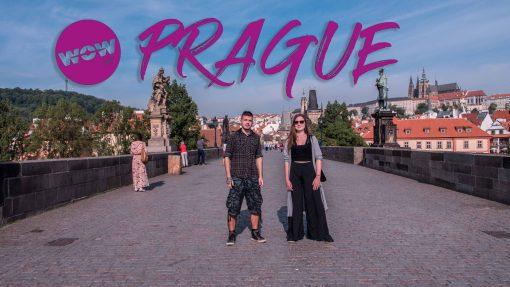 Ahoi, Prague!