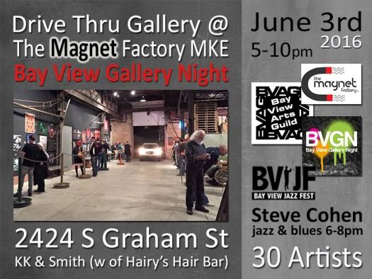 Magnet Factory invite 2016