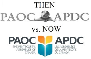 PAOC then and now