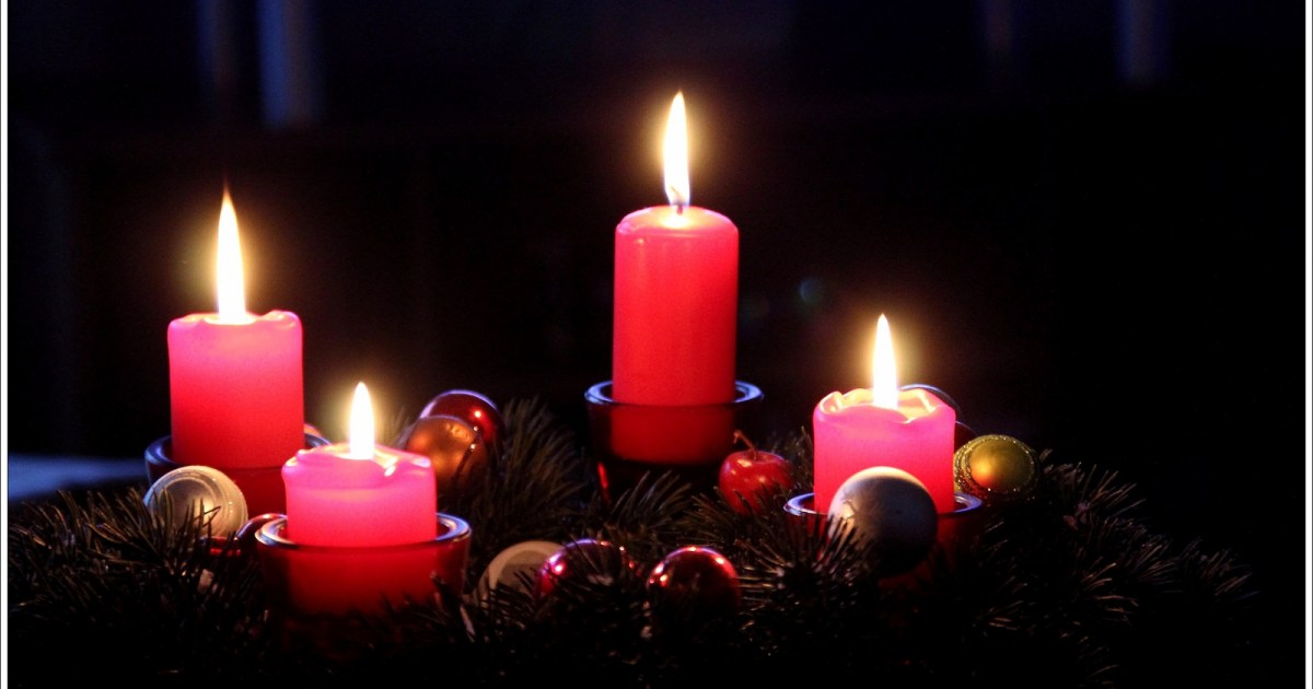 Advent Candle Readings For Families With Children Andrew K Gabriel