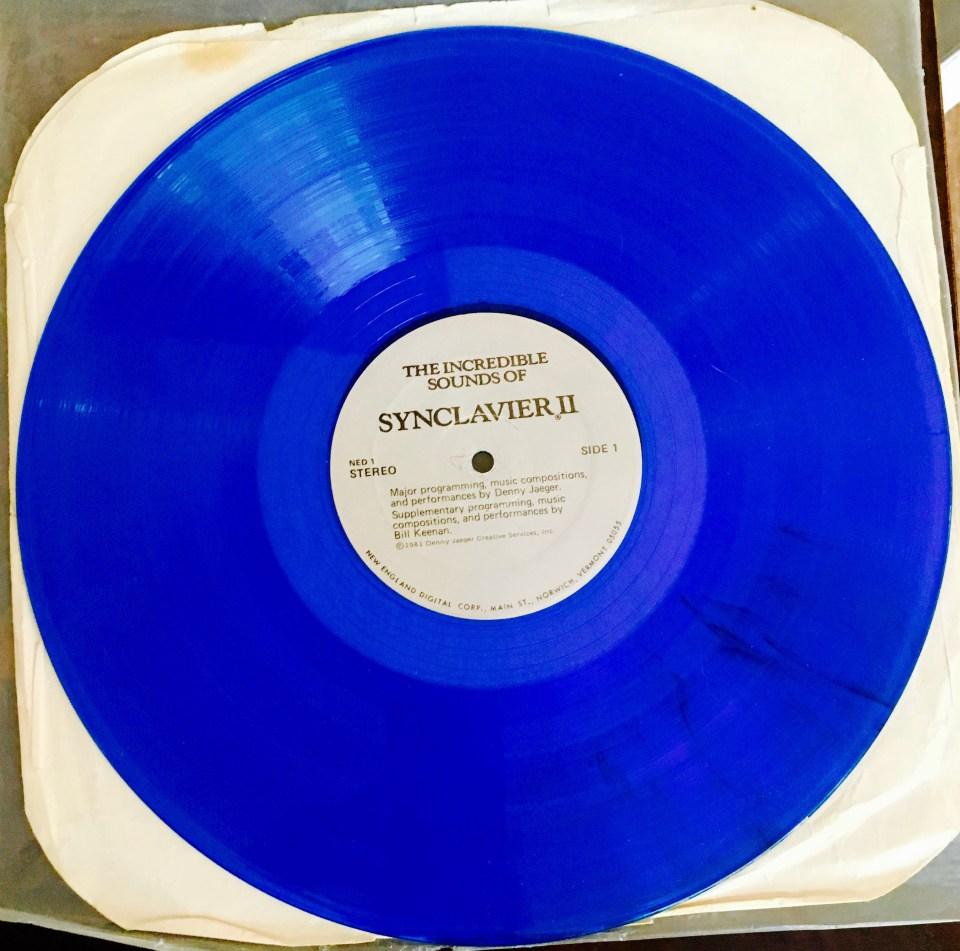 Synclavier Demo LP