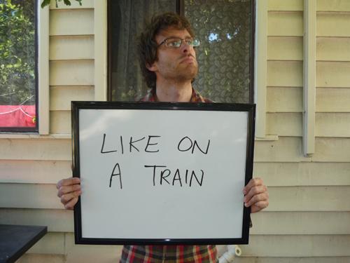 Like-on-a-Train