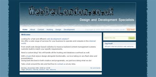 Web Dev Llondon