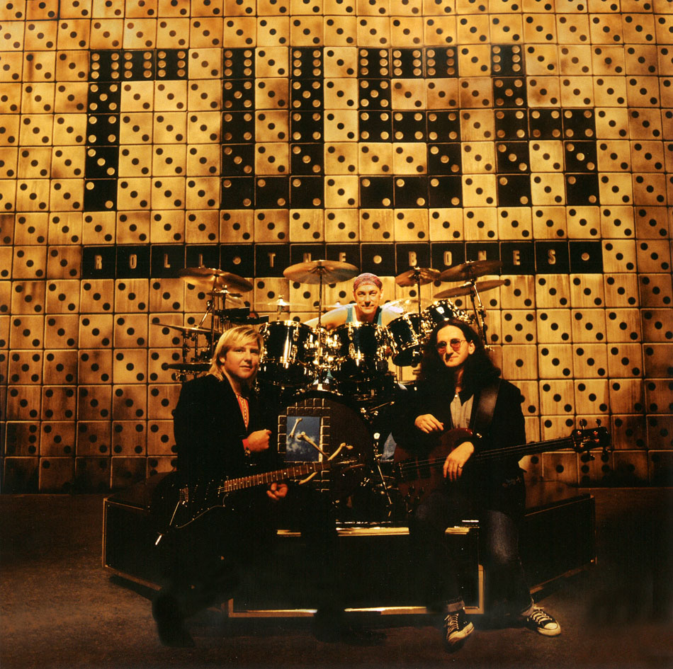 Rush Hold Your Fire Tour