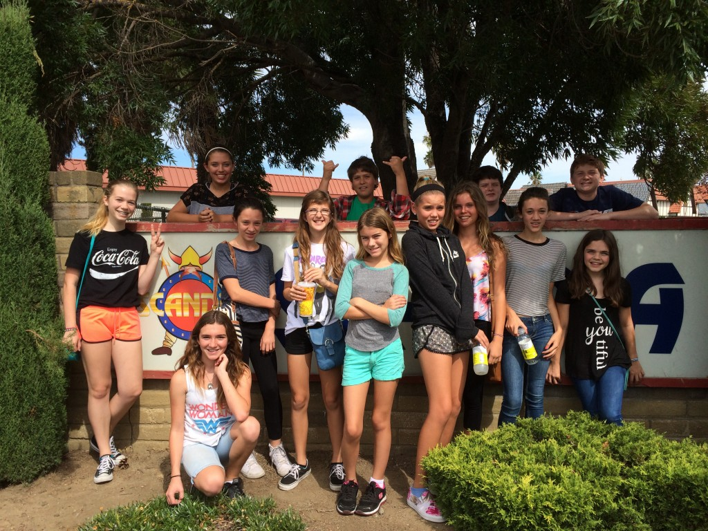 Junior High Youth Group Announcements