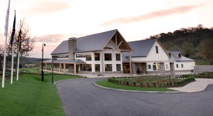 Celtic Manor Clubhouse