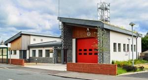 Hirwaun Fire Station