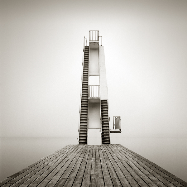 Black and white photo by Marius Rustad