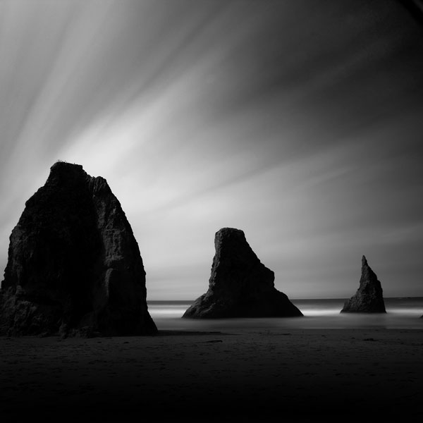 Long exposure photography by Cole Thompson