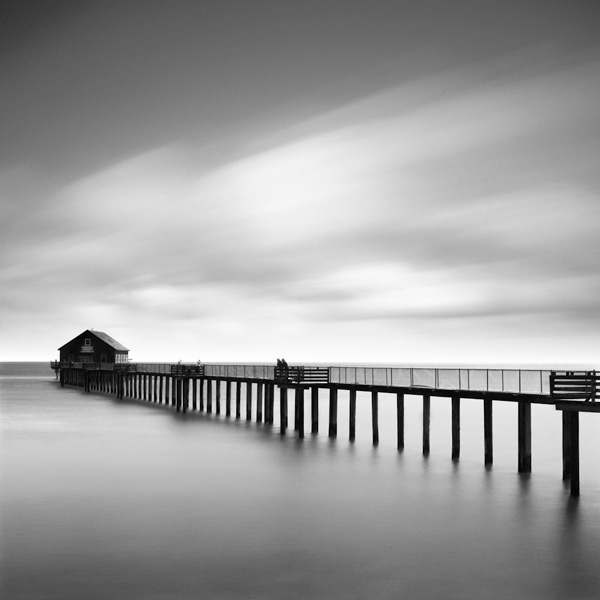 Long exposure photography by Moises Levy