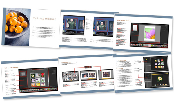Mastering Lightroom: Book Five – The Other Modules inside pages
