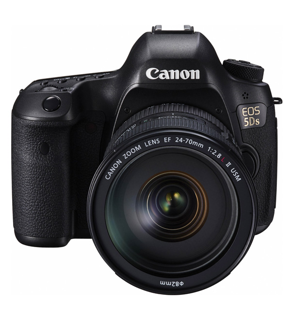 Canon EOS 5DS camera