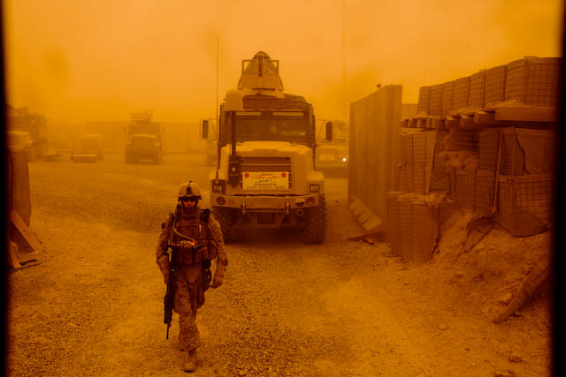 Photo of Iraq War by Zoriah Miller