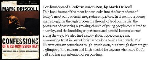 Confessions of a Reformission Rev 2