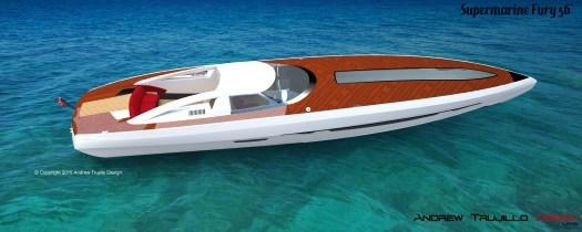 Motor Yacht Fury