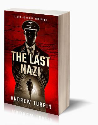 The Last Nazi Book Cover 3D