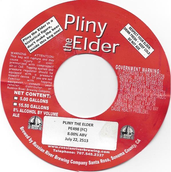 pliny-keg-ring