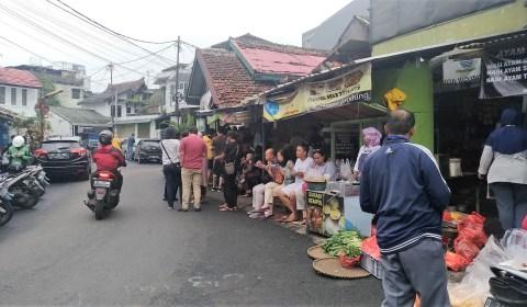 Sarapan di Bandung: Gempol