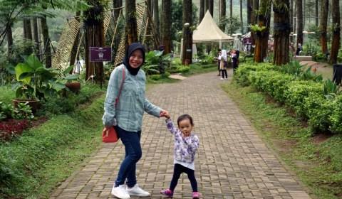 Lembang Trip: Orchid Forest, Tahu Sumedang Renyah, Ayam Goreng Brebes, dan Genesis Coffee