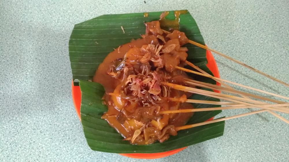 Sate Padang Rizki Guruminda