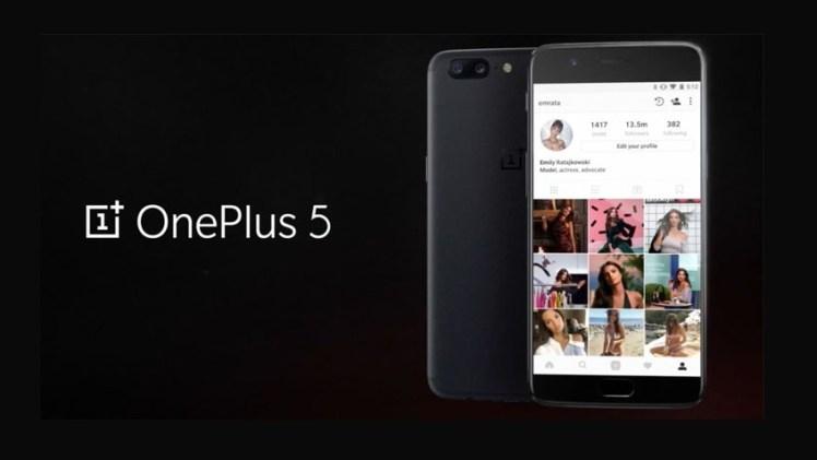OnePlus 5, precio, características y donde comprarlo