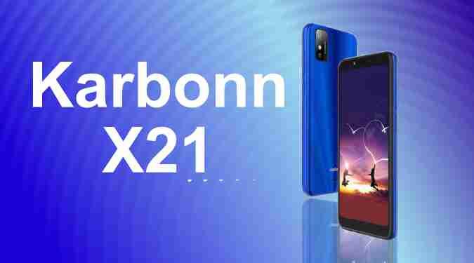 Karbonn X21