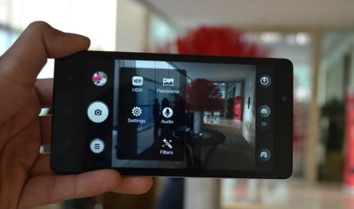 Xiaomi Redmi Note  Camera